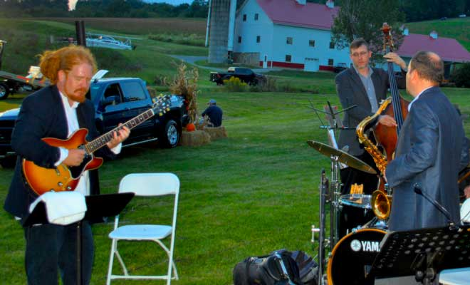 Photo of southern comfort band